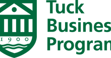 Tuck Business Bridge Program logo