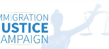 Immigration Justice Campaign logo