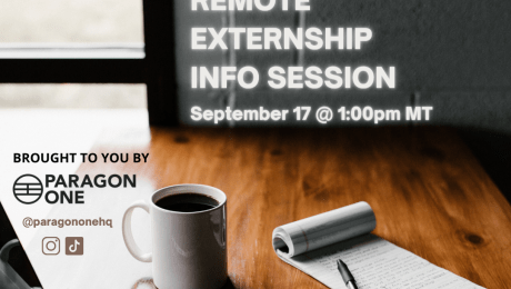 Paragon One Remote Externships Info Session