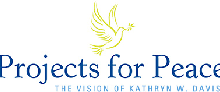 Davis Projects for Peace logo