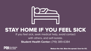 Stay Home Sick Graphic