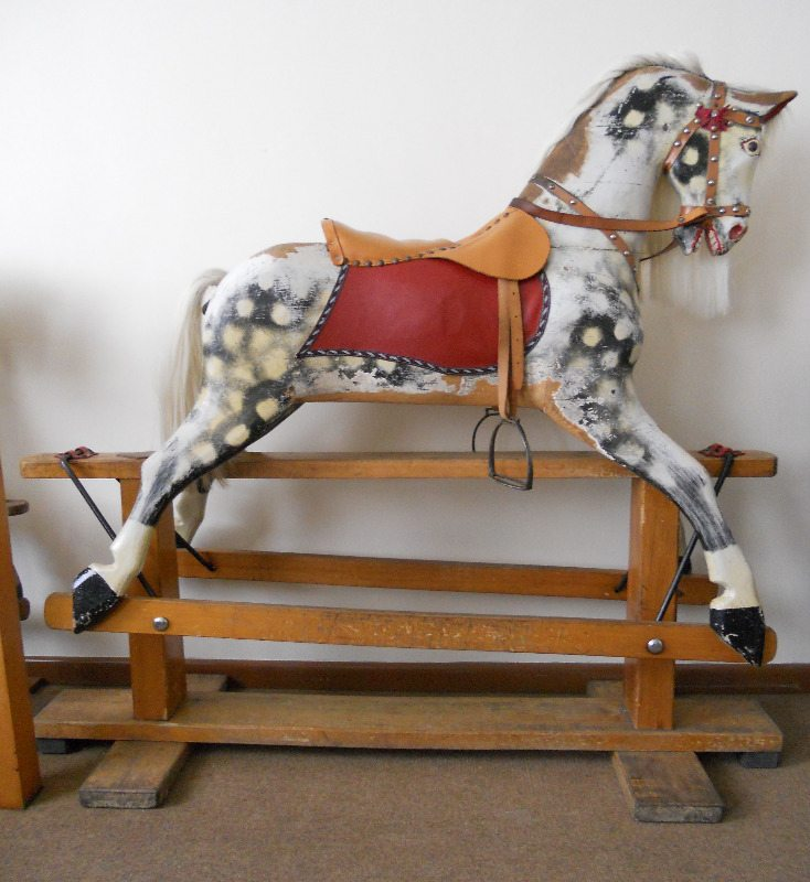 Rocking Horse Mane And Tail Replacement