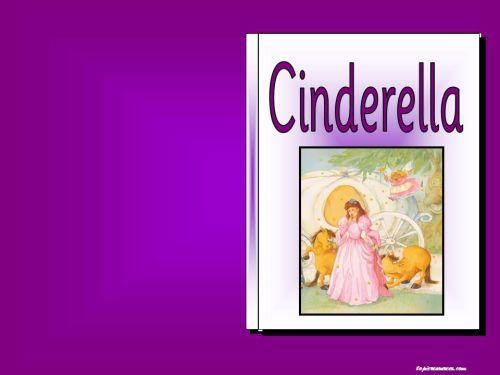 Cinderella Sequencing Cards
