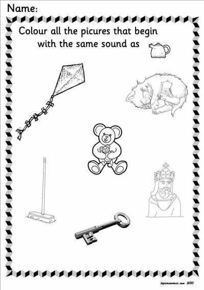 EYFS, KS1, SEN, phonics, letters and sounds resources