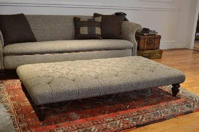 harris tweed bowmore midi sofa norwalk stool 400x266 jpg