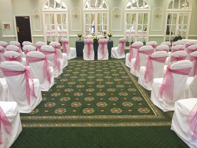 chair cover hire evesham desk reviews venue gallery moor hall 24 3 13