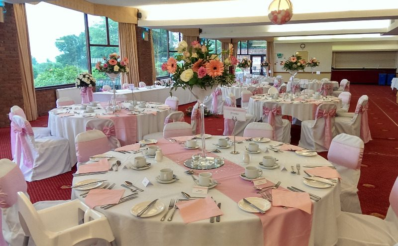 chic chair covers birmingham for leather dining chairs cover hire venue decoration flowers styling all work is carried out by weddings and we never use any third parties to us
