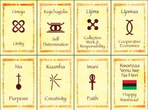 Image result for kwanzaa principles