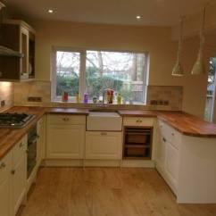 B&q Kitchens White Hutches For Kitchen Bathrooms In Chester C J Payne Home Improvements Cranford Court