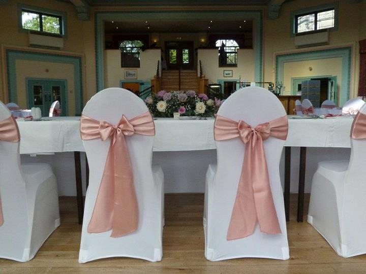 chair covers wedding yorkshire barcelona leather cushions lovely weddings sun pavillions harrogate satin bows