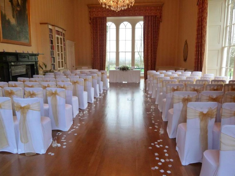 chair cover hire yorkshire covers to buy in uk lovely weddings wedding swinton park after
