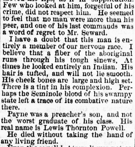 The Norfolk post July 10, 1865