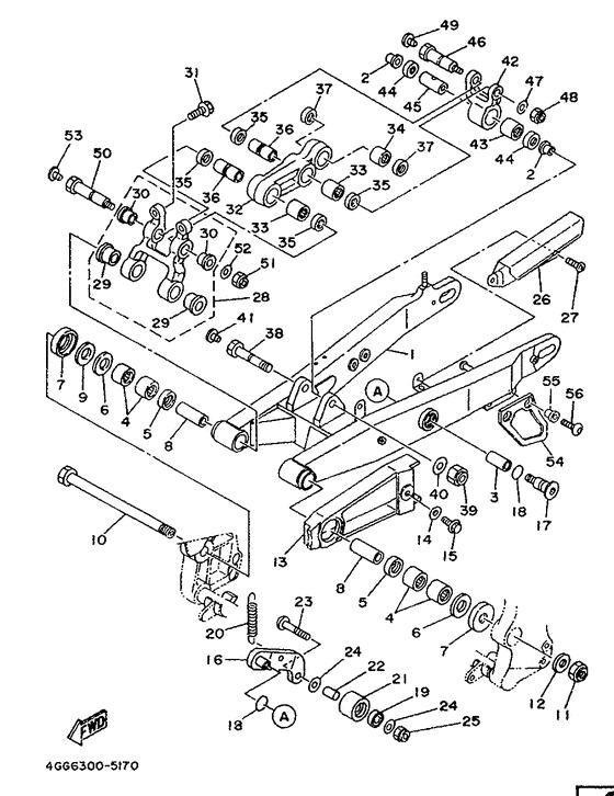 Yamaha Dt250 Engine