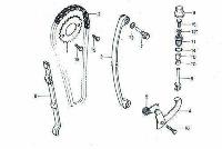 Honda TLR250F Twinshock Parts