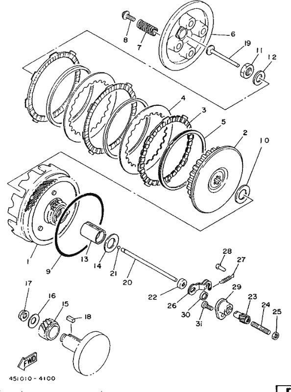 Bsa Wiring Diagram