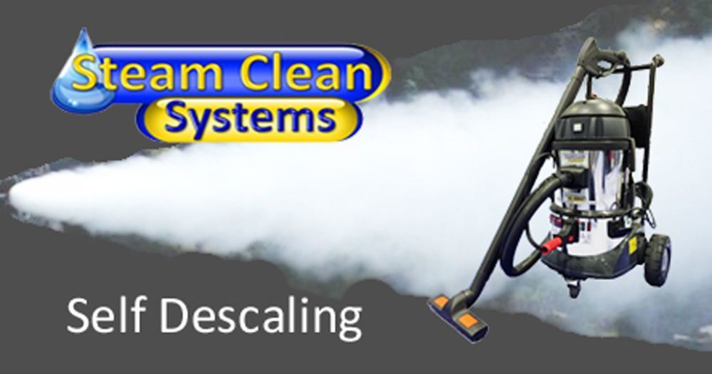 commercial steam cleaners reliable