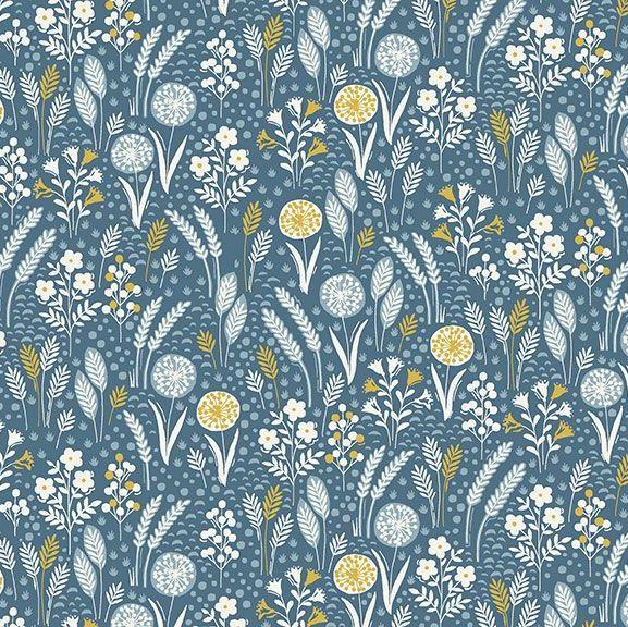 grove meadow blue leaves