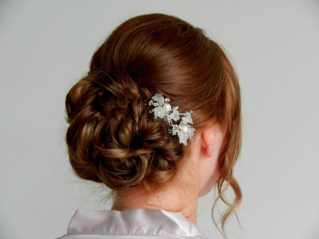 bespoke bridal & wedding hair accessories in gloucestershire-uk