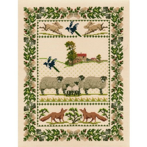 Derwentwater Designs Cross Stitch Kits