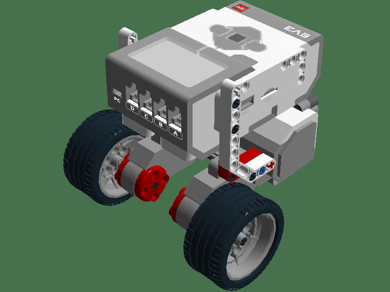 [樂高EV3機器人教學] 藍牙控制(雙觸碰感測器) – CAVEDU教育團隊技術部落格