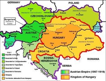 Treaty of St. Germain - IB History