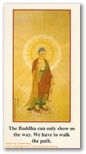the photo of Amitabha Buddha