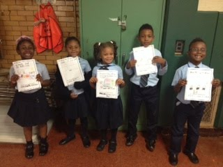 nd graders show off their writing at the publishing party also excel charter school rh sites google