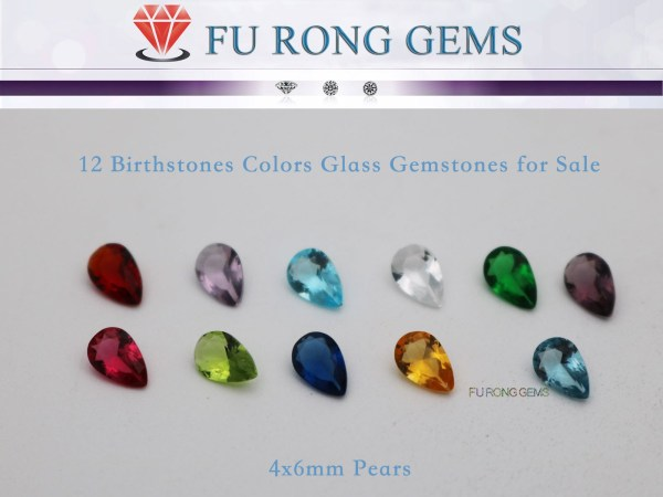 Loose Cubic Zirconia Stones And Synthetic Gemstones - Year