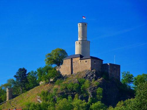 Die verschiedenen Burgarten  Ritter und Burgen