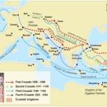 A Map Assignment The Crusades Mr Brunken S Online Classroom