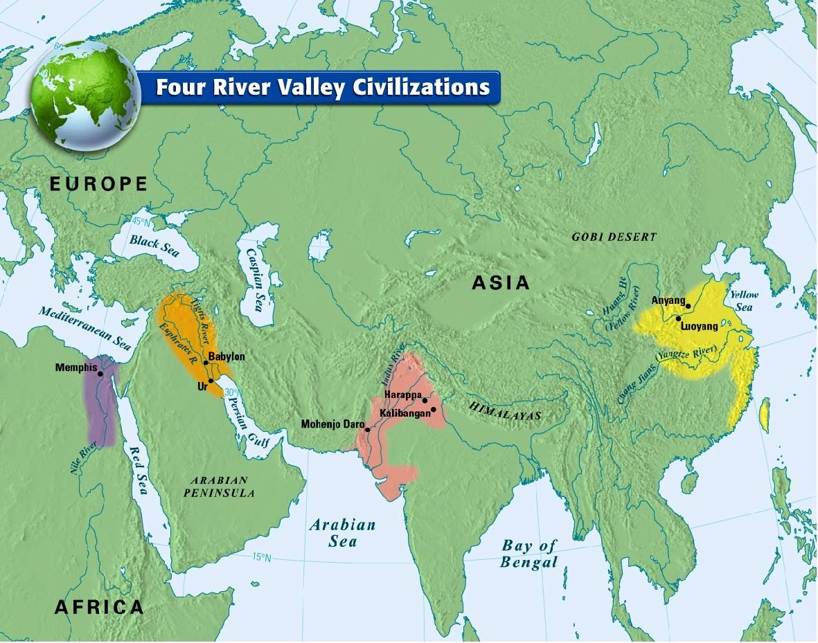 6 Why Did Civilizations Emerge