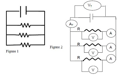 Parallel Circuit With Ammeter, Parallel, Free Engine Image