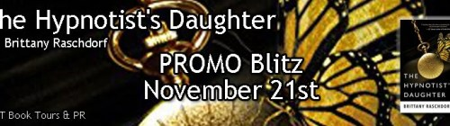 The Hypnotists Daughter Banner