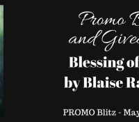 Spotlight Tour + Giveaway: Blessing of Luna by Blaise Ramsey