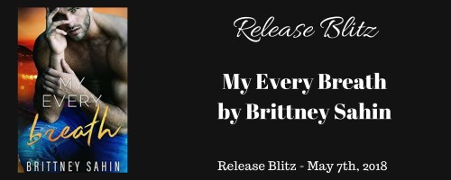 My Every Breath Banner