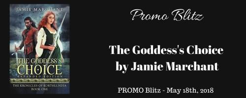 The Goddess's Choice banner