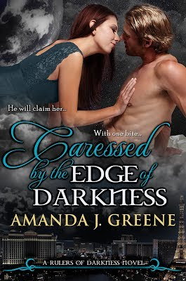 Caressed by the Edge of Darkness cover