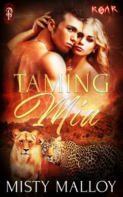 Taming Mia cover