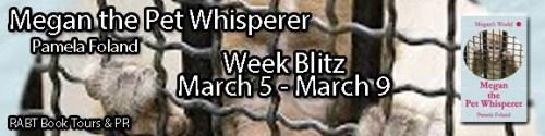 Megan the Pet Whisperer banner