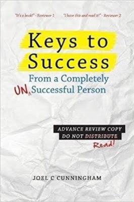 Keys to Success from a Completely Unsuccessful Person cover