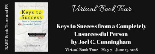 Keys to Success from a Completely Unsuccessful Person banner