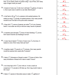 Unit Rates With Fractions Worksheet Answers - NMS Self-Paced Math [ 1274 x 1048 Pixel ]