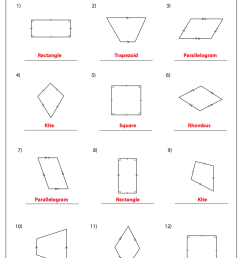 Classifying Quadrilaterals WS - answers - NMS Self-Paced Math [ 1290 x 970 Pixel ]