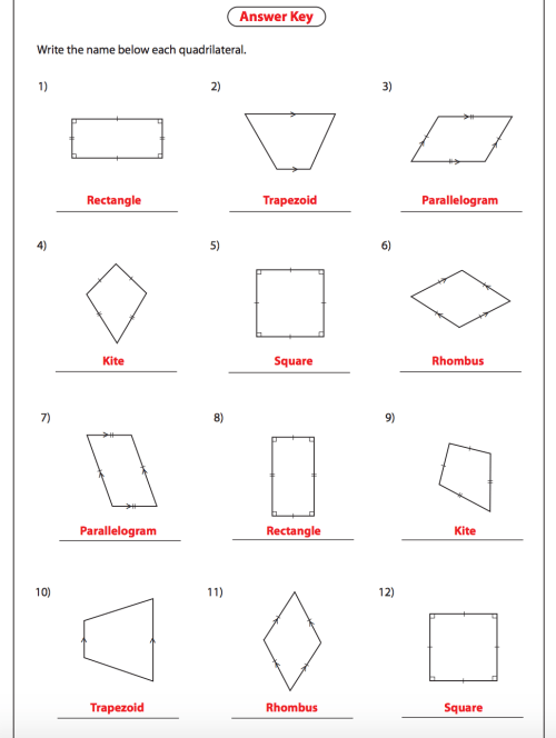 small resolution of Classifying Quadrilaterals WS - answers - NMS Self-Paced Math