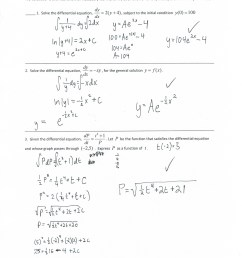 Ap Calc Bc Worksheet   Printable Worksheets and Activities for Teachers [ 6465 x 4960 Pixel ]