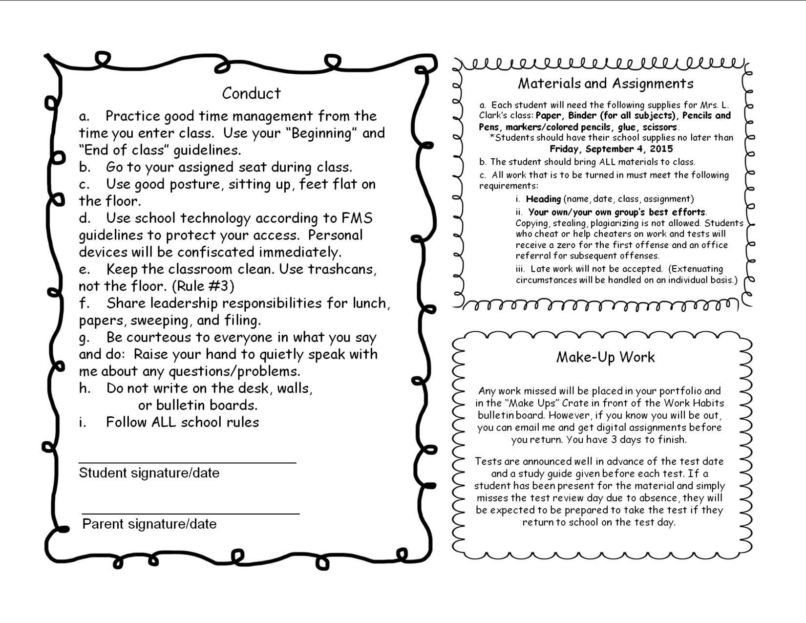 hight resolution of Syllabus Social Studies - Mrs. L. Clark's 7th Grade FMS