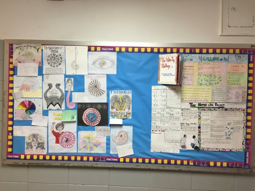 small resolution of Student Work: Classwork \u0026 Projects - Math - Grade 7