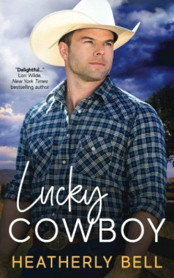Lucky Cowboy cover