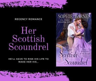 Her Scottish Scoundrel paperback