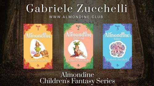 Almondine Series: banner